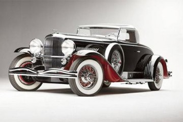 1931 Duesenberg Model J Long – Wheelbase Coupe