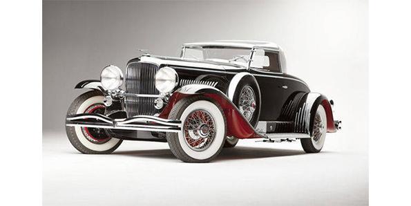 1931 Duesenberg Model J Long – Wheelbase Coupe