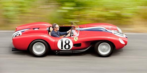 1957 Ferrari Testa Rossa Prototype