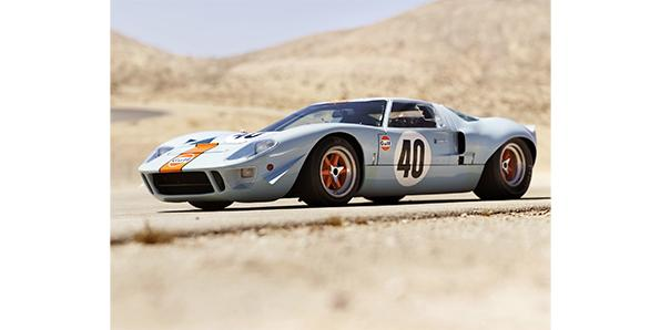 1968 Ford GT40 Gulf_Mirage Coupe