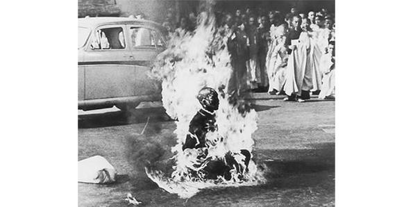 Buddhists like to suffer