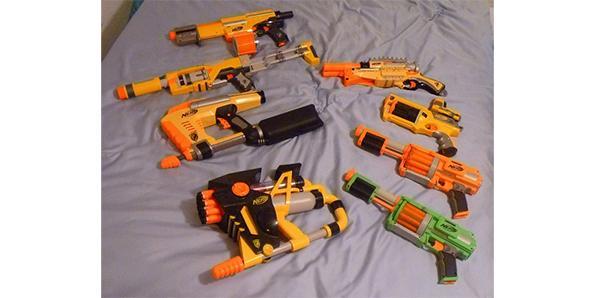 Gun-based violence
