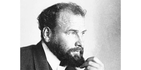 Gustav Klimt Created Nuda Veritas