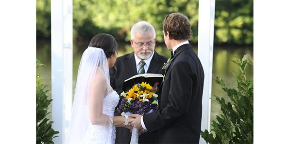 Sacred vows of marriage