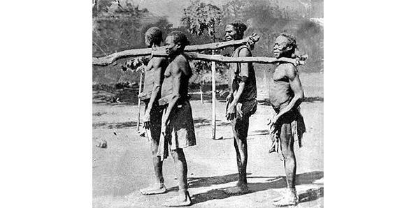 Sould of black slaves