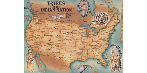 They like to be called 'Native Americans'