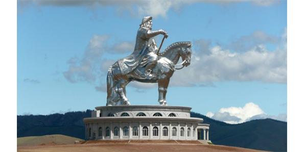 Genghis Khan's Final Resting Place