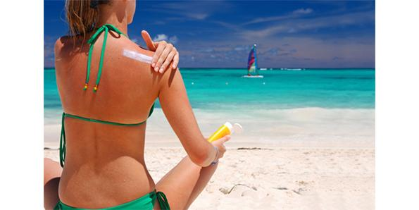 Sunscreen and other protection