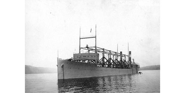 The Disappearance of the USS Cyclops