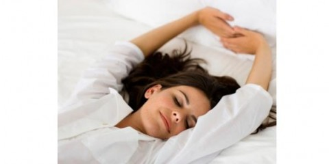 Sleep reduces stress