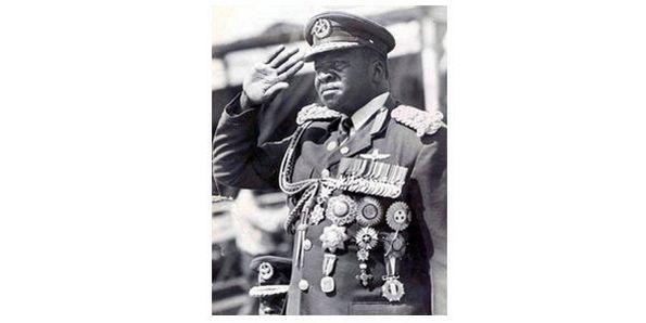 Idi Amin Scandal