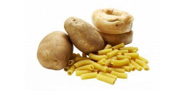 Increase Starch Intake