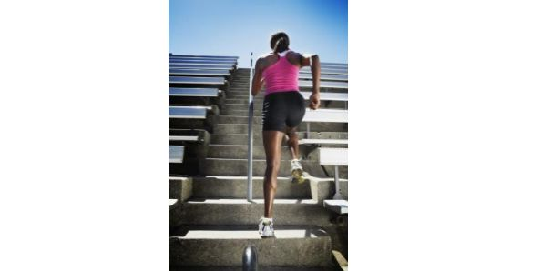 Step-climbing