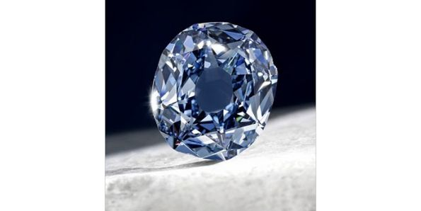 The Wittelsbach-Graff Diamond